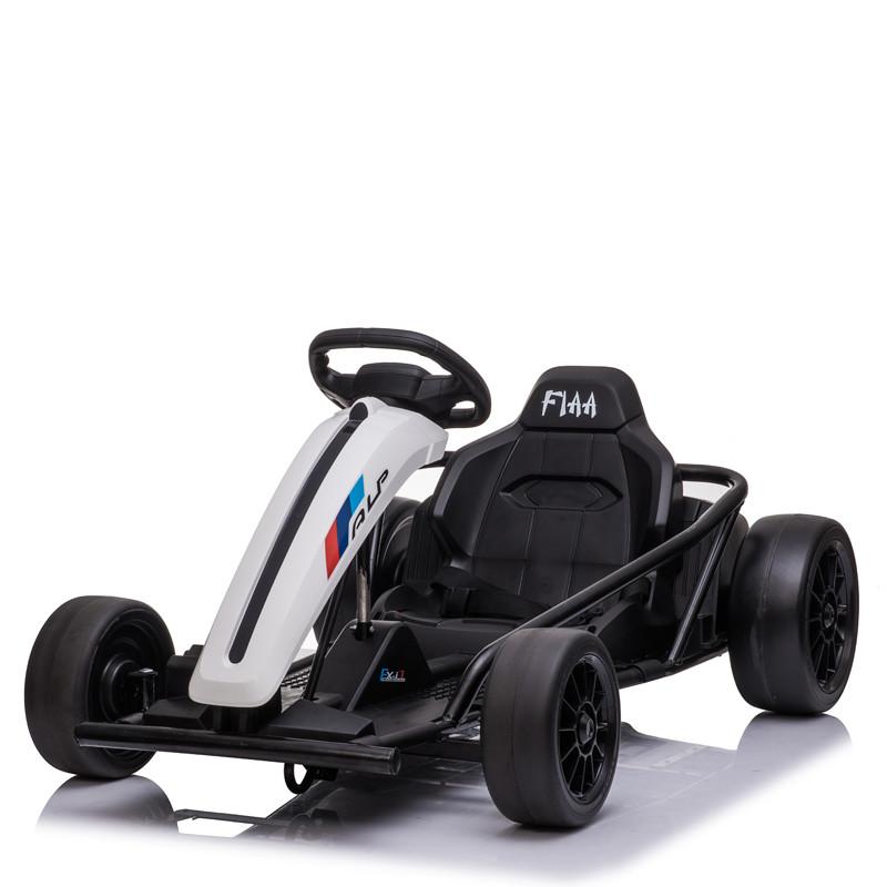 New design children electric ride on go kart