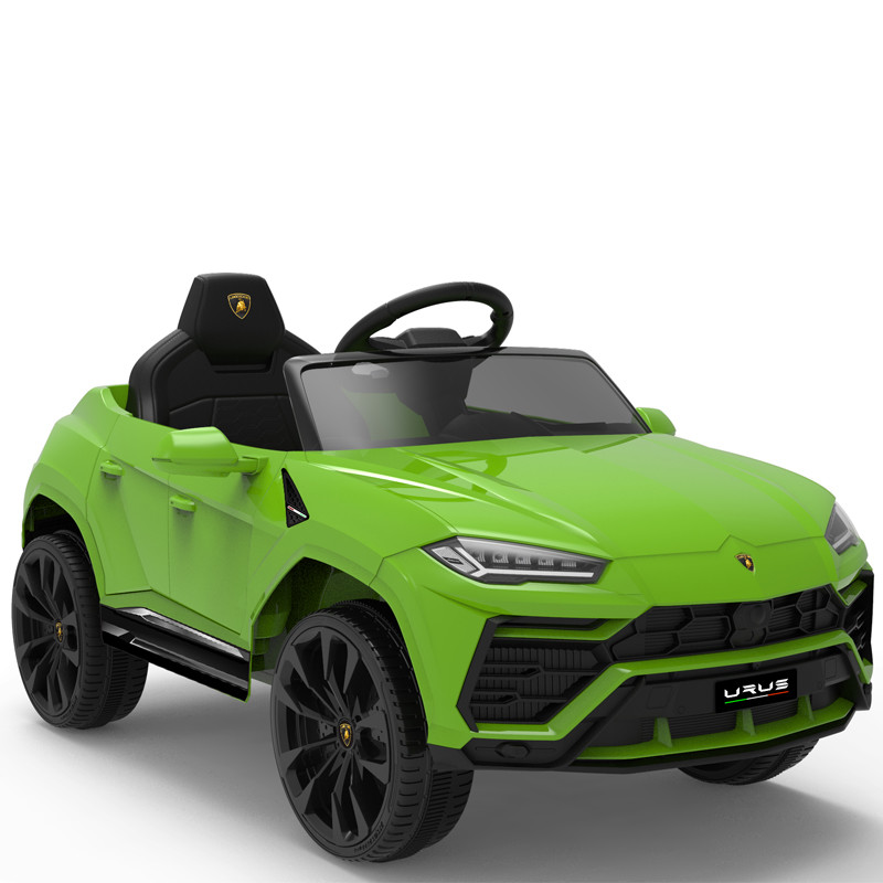Kids ride on licensed car Lamborghini SUV children electric car