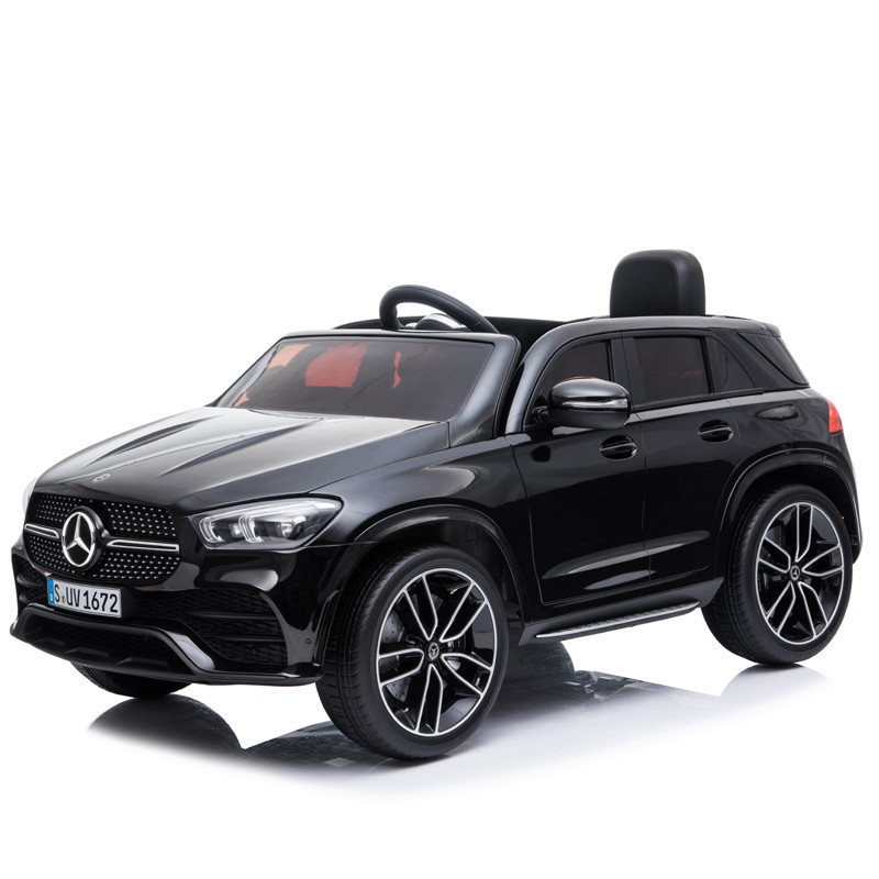 2019 new design Mercedes-benz GLE450 license kids ride on car