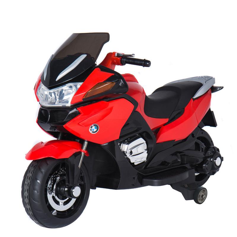 12v Kids Motorcycle Ride On Motorbike Big Motor Motorcycle