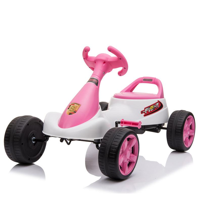 2019 New Kids Ride On Go Kart Children Pedal Go-kart For Sale