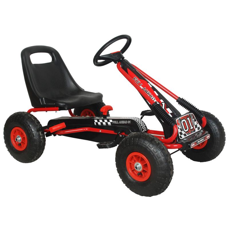 2018 Best Price Kids Plastic Go Kart Children Go Kart A-15