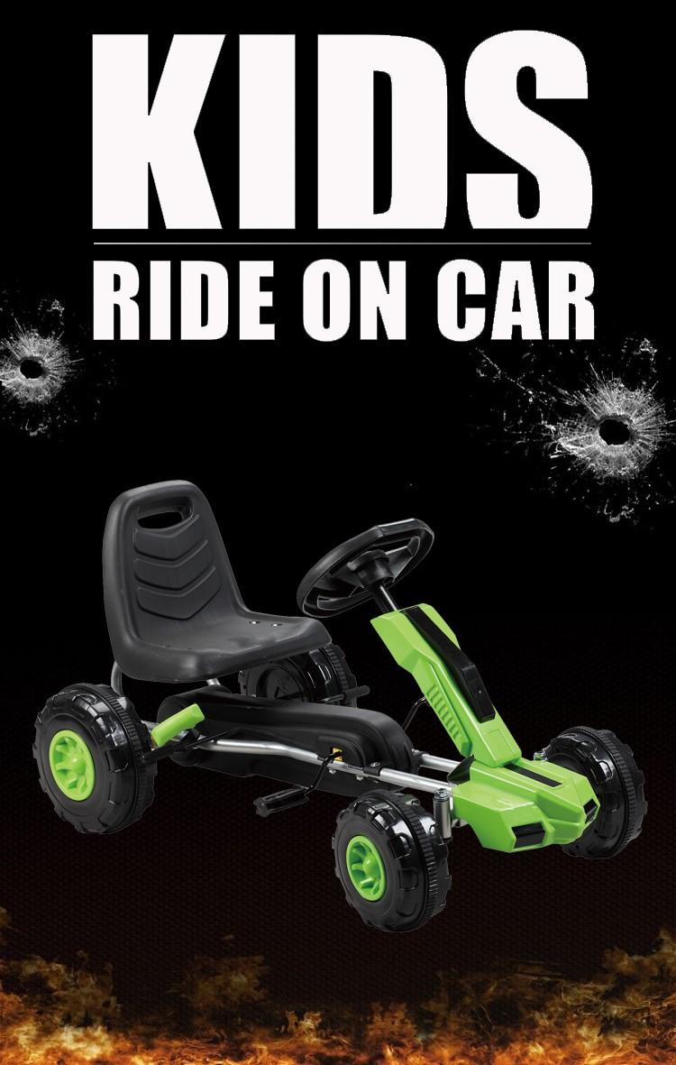 Tusi kids motorized go kart supplier for activities-1