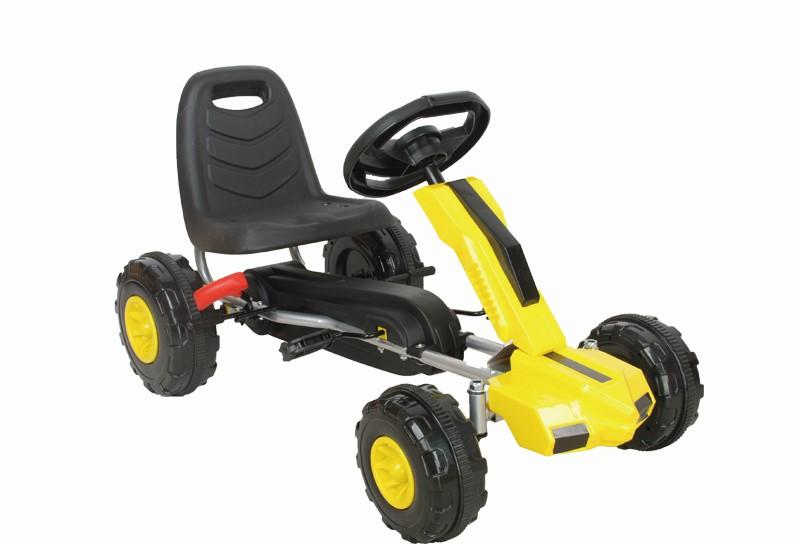 Tusi kids motorized go kart supplier for activities-4
