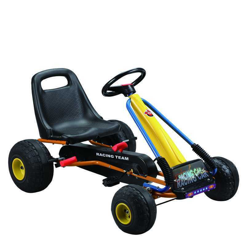 2019 new model Kids ride on pedal go-kart