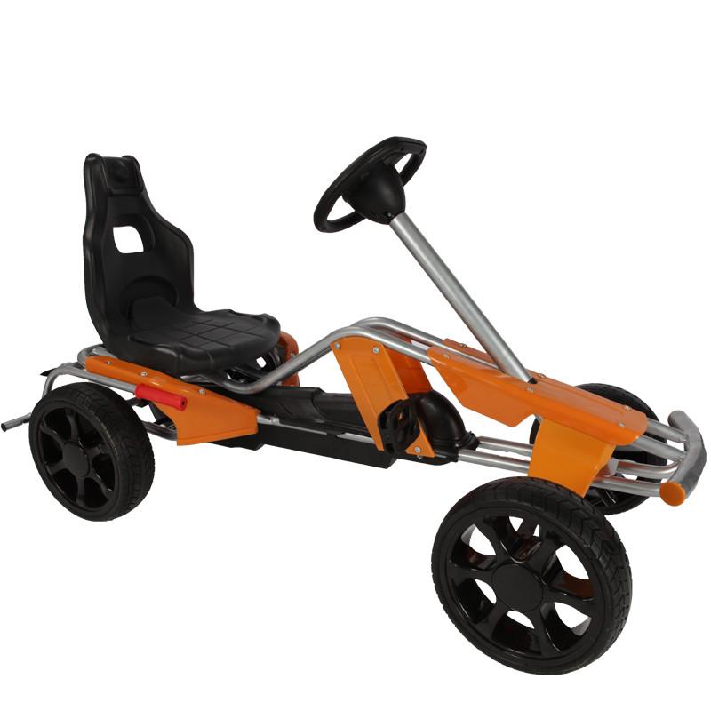 2019 new model pedal go-kart for kids ride on