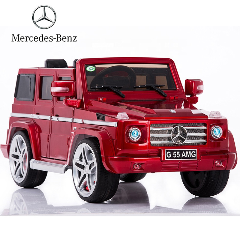 Cheap electric cars for kids ride on car 12v children car battery mercedes benz license