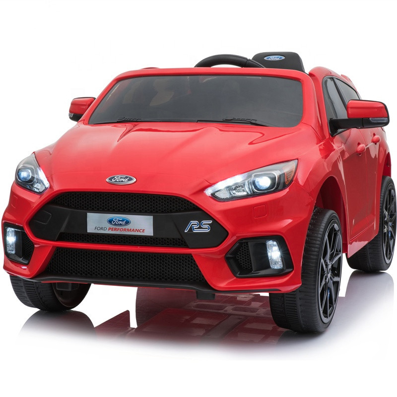 2018 new model baby ride on toy car kids car price children electric car ford DK-F777