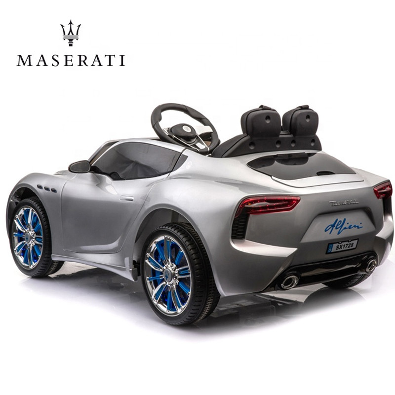 New products electric car children toy car for kids to drive licensed 12v electric ride on car SX1728
