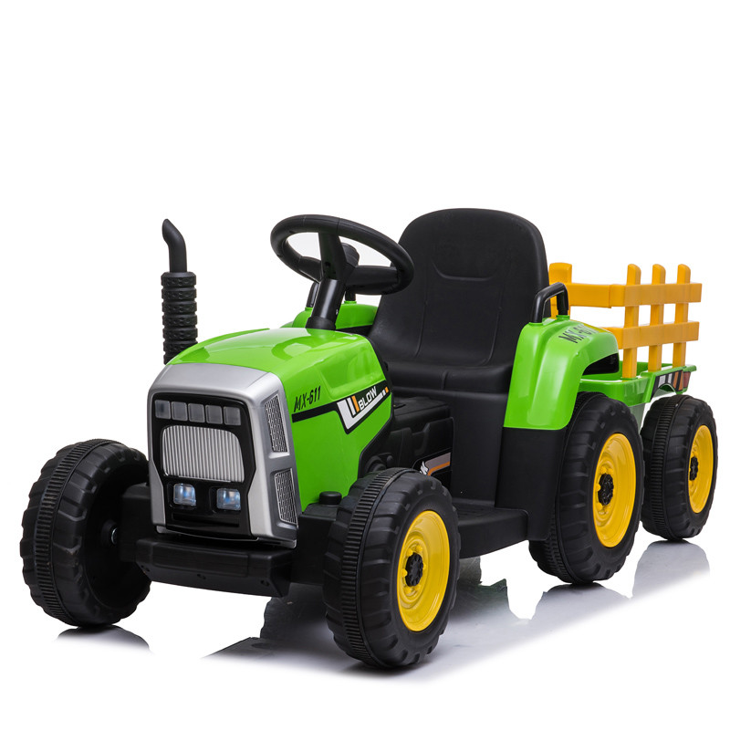 2020 kids cars electric battery operated ride on tractor 12v for kids