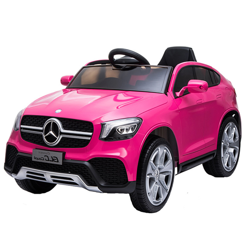 2020 New Licensed BENZ GLC baby toy children electric ride on car