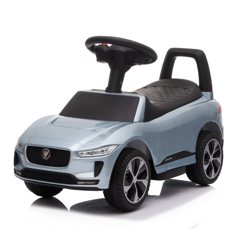 licensed Jaguar 2020 new children electric toy ride on push car