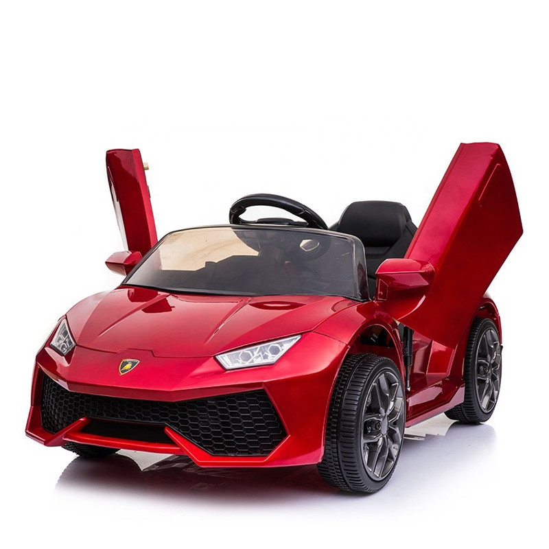 Cheap high quality kids electric ride on car with remote control