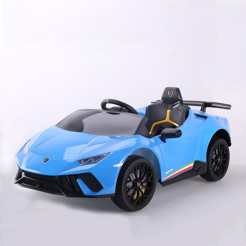 2020 power wheel lamborghini 12v kids Ride+On+Car electric car for kids to drive