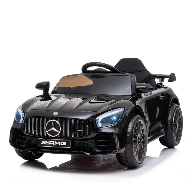 LICENSED MECEDES BENZ AMG GTR RIDE ON TOY FOR KIDS 12 VOLT