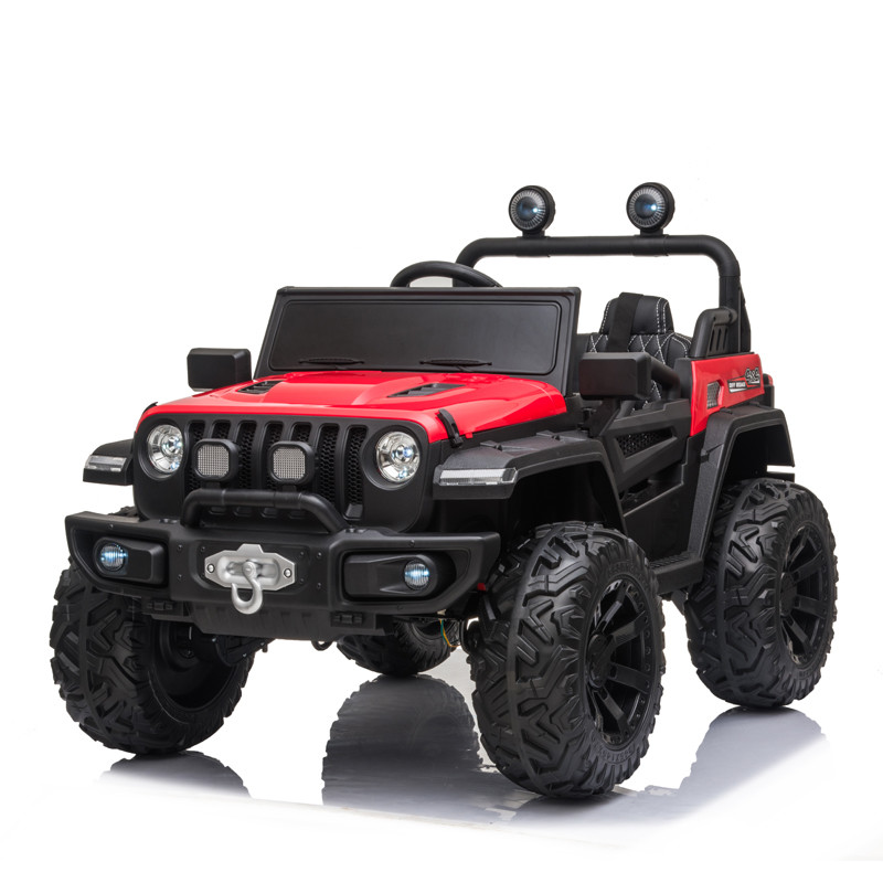 12V battery kids ride on jeep  four motor with 2.4G R/C