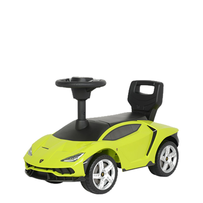 licensed Lamborghini Centenario Cheap Price Toys Kids Swing Car Four Wheels Baby Push car