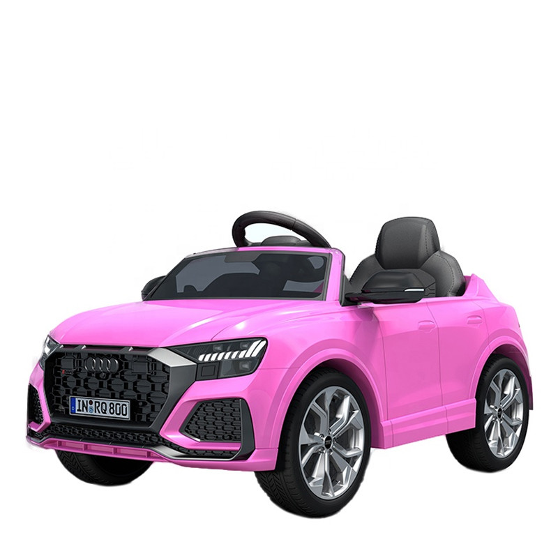 NEW LICENSED AUDI RS Q8 2.4G R/C REMOTE CONTROL BATTERY CAR