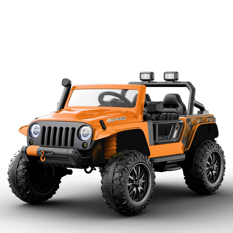 2021 newest four wheel jeep with 2.4G R/C