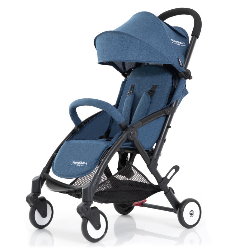 Baby Stroller Foldable kids bicycle bike trailer and baby stroller with EN1888