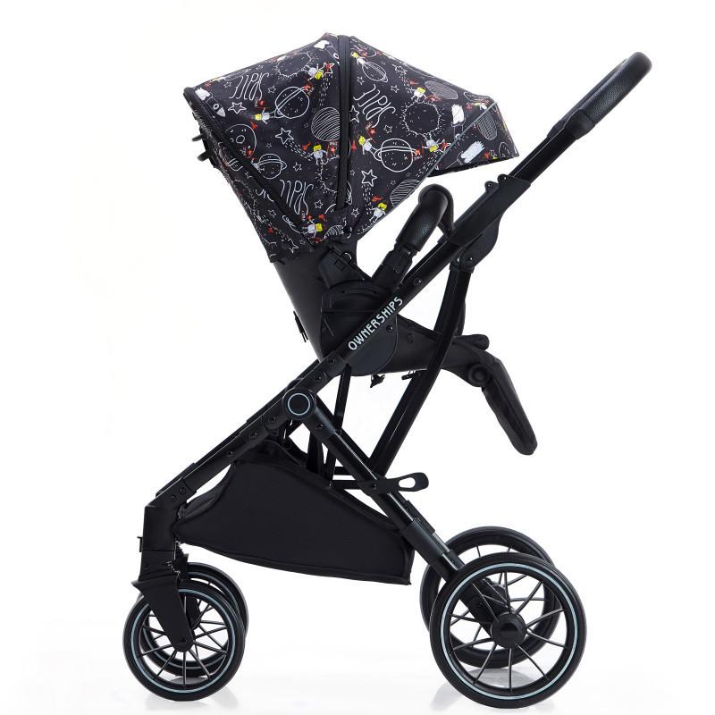 Wholesale baby stroller easy foldable EN1888 travel stroller mum stroller
