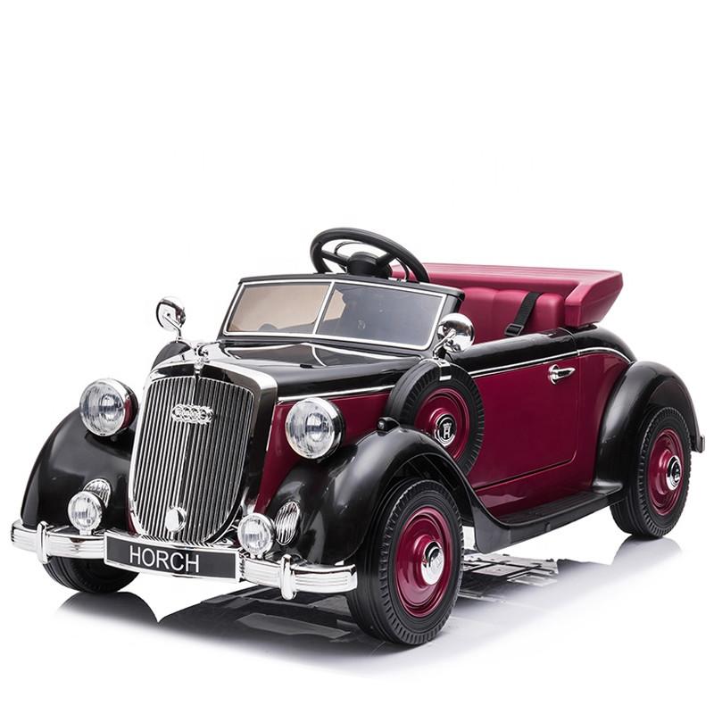 New Family Parent-child mobile car licensed Audi Horch 930V