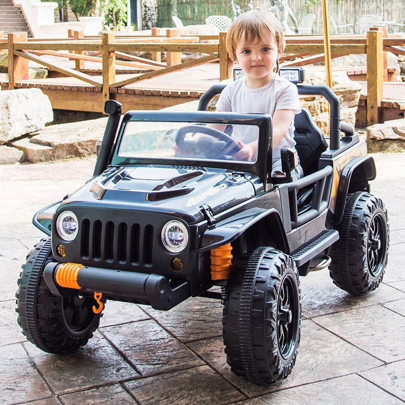 2021 parent-child toys cars for kids to ride electric remote control ride on car