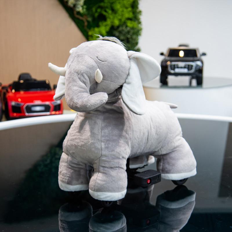 6V electric kids ride on elephant