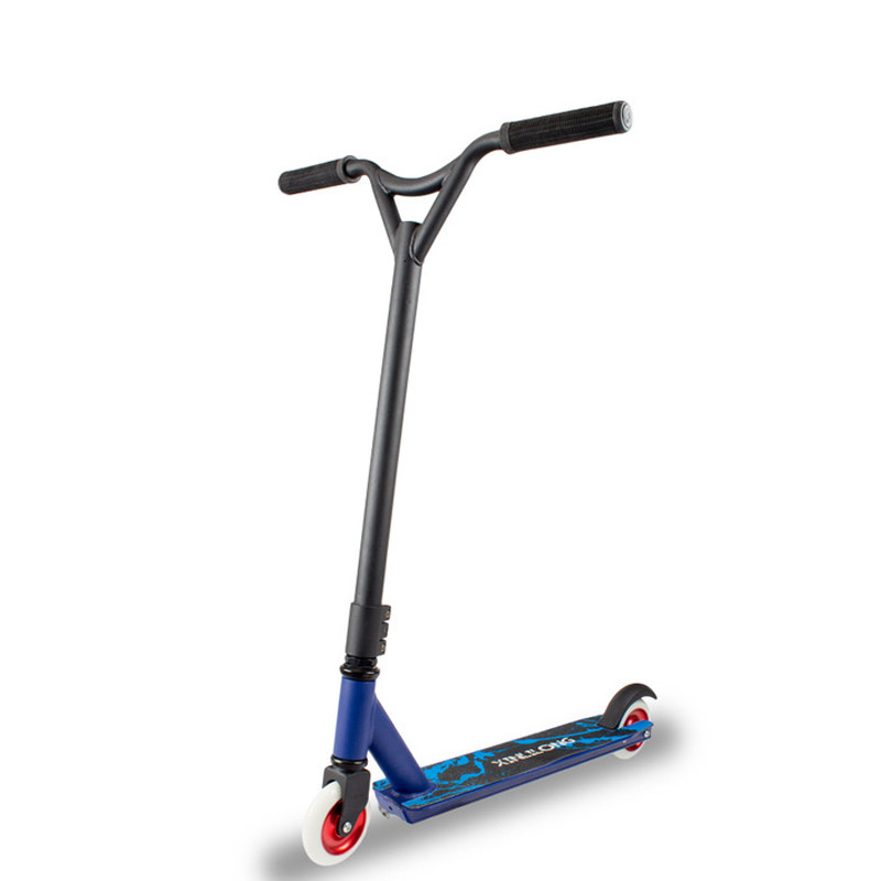 Adult Pro Kick Stunt No Folding Extreme off road Scooter Two Footed With Alloy Frame