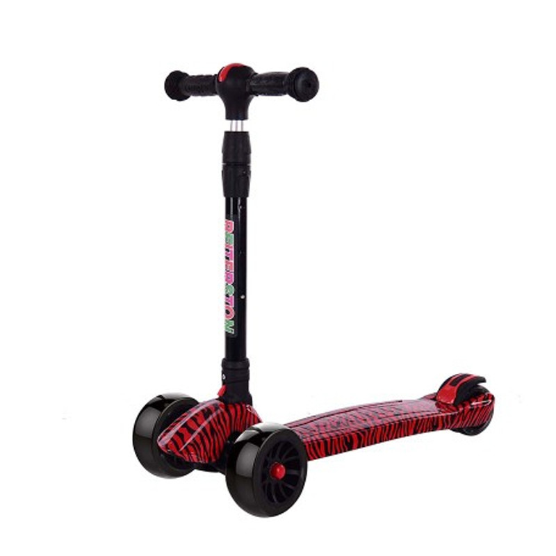 High Quality Pu Light Wheel Kids Favorite Children Used Scooter/cheap price kids scooter