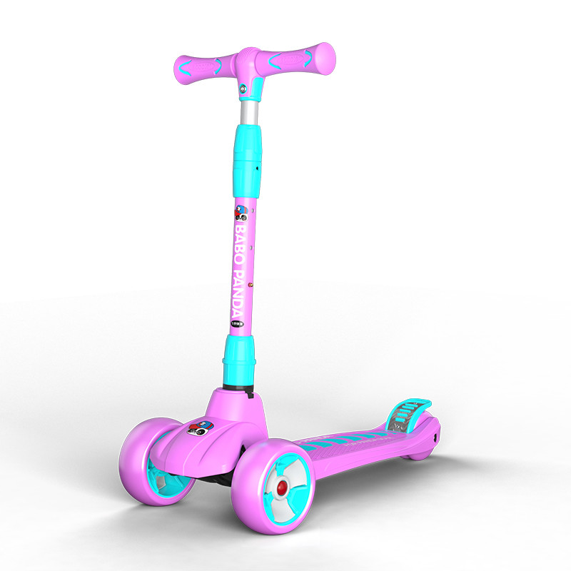 factory scooter price kick kids scooter 4 wheels for children play scooter