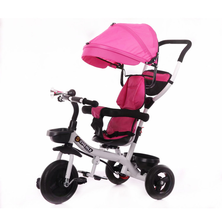 Air tire 12inch kids tricycle bike/baby tricycle models pedal bike