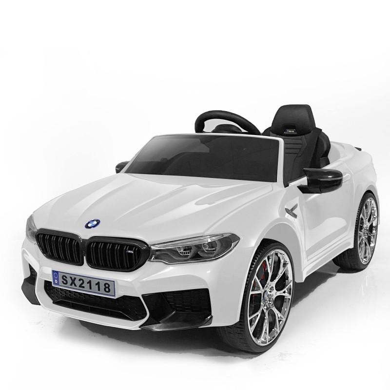 kids electric ride on car licensed BMW 24V drift car
