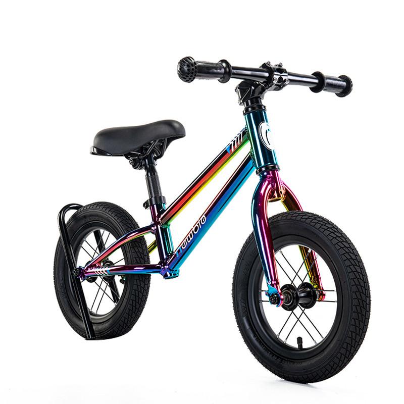 12 Inch Aluminum Kids Balance Bike Child Bicycle Ride Baby Walking Bike For Boys Girls