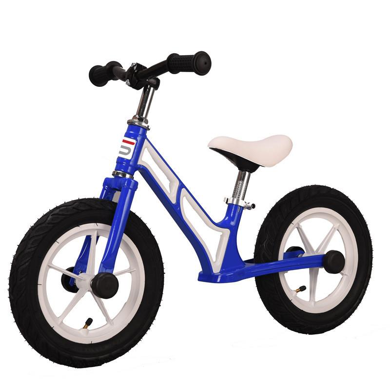 toddlermagnesiumalloybalancebike/kidspushbalancebicycle/child12inchplasicwheelminicheapbalancecycle