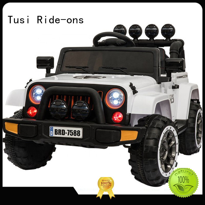 Tusi childrens ride on cars manufacturer for entertainments