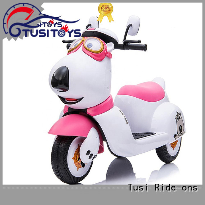 Tusi hot sale ride on motorcycle on line for transportation