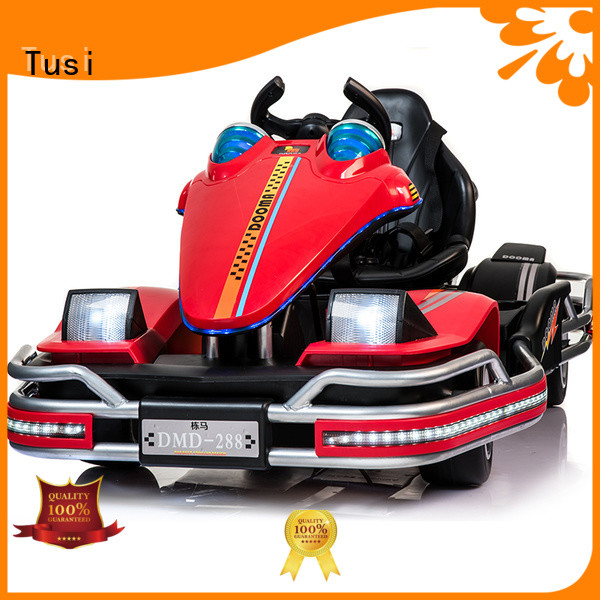 Tusi new kids go cart new design for activities