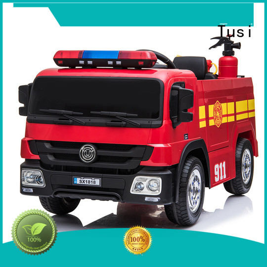 Tusi kids motorized cars supplier for outdoor