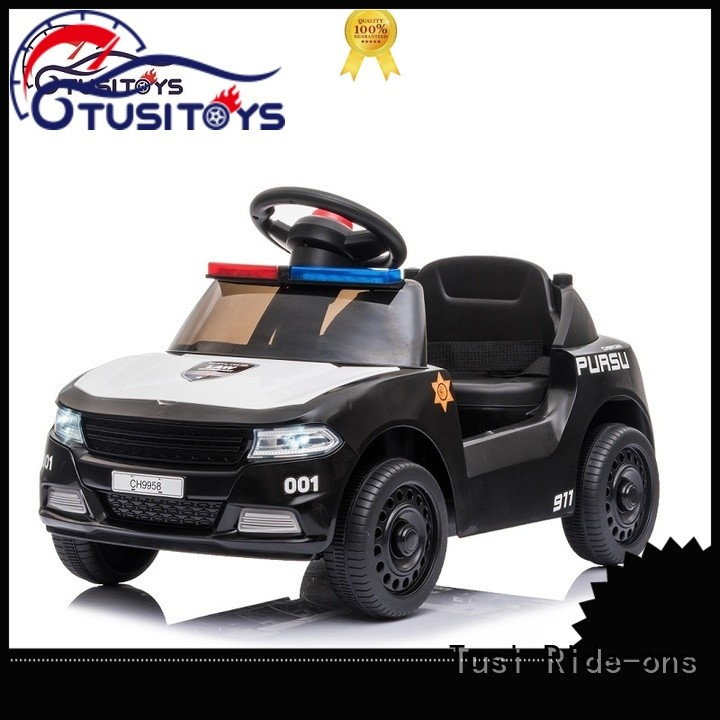 Tusi funny motorized ride on toys for busniess for family