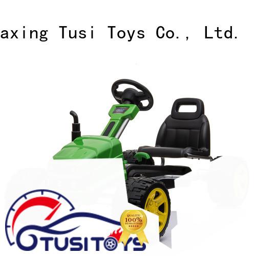 Tusi kids go-kart manufacturer for entertainments