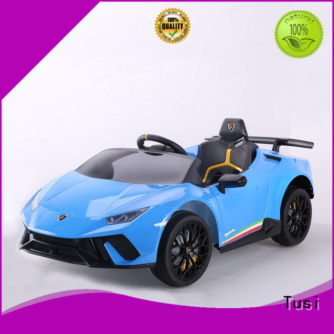 Tusi ride on cars company for outdoor