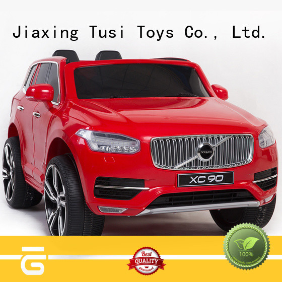 Tusi kids motorized cars factory price for entertainments