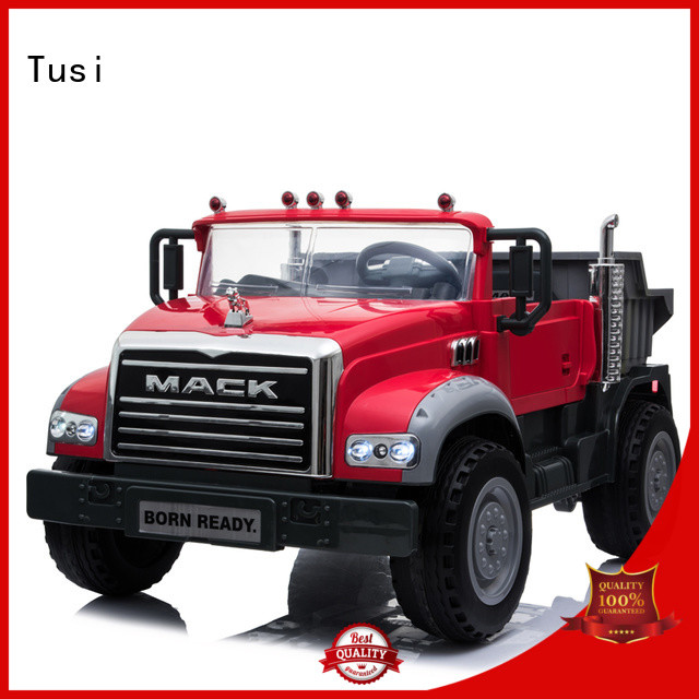 Tusi motorized toy car manufacturer for family