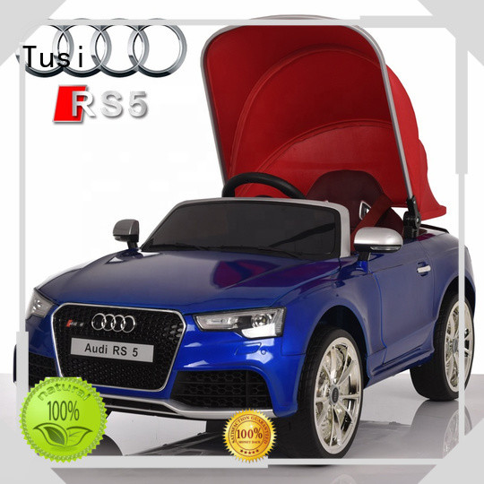 Tusi motorized toy car factory price for family
