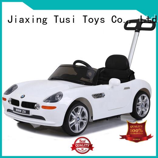 Tusi kids motorized cars manufacturer for family