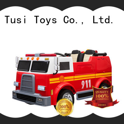 Tusi newest ride on cars factory price for entertainments