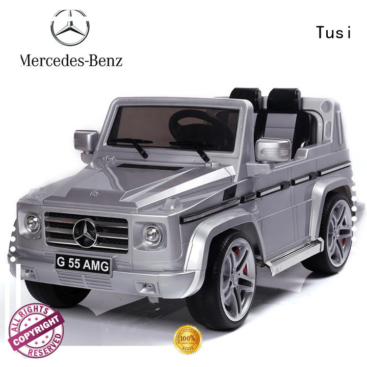 Tusi professional kids drivable cars for busniess for entertainments