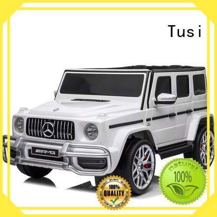Tusi wholesale kids car manufacturer for family