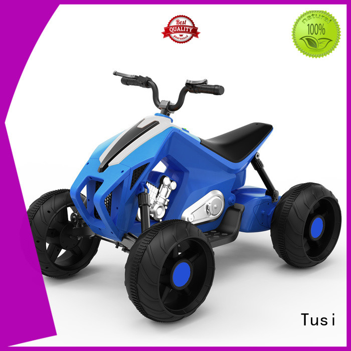 Tusi motorized ride on toys factory price for family